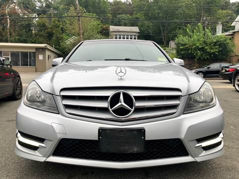 2012 Mercedes-Benz C-Class for sale at P&D Sales in Rockaway NJ
