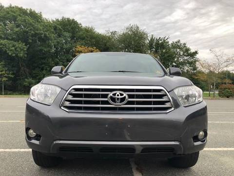 2009 Toyota Highlander for sale at P&D Sales in Rockaway NJ