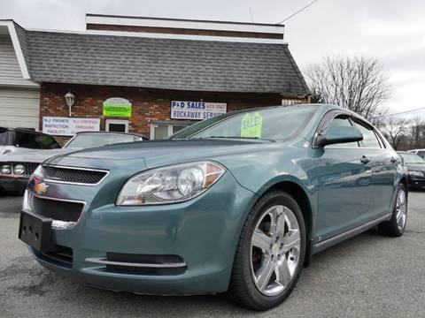 2009 Chevrolet Malibu for sale at P&D Sales in Rockaway NJ