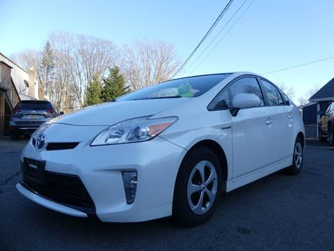2012 Toyota Prius for sale at P&D Sales in Rockaway NJ