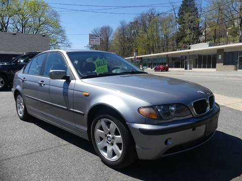 2005 BMW 3 Series for sale at P&D Sales in Rockaway NJ