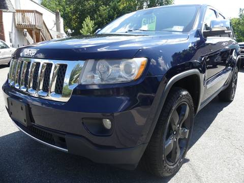 2012 Jeep Grand Cherokee for sale at P&D Sales in Rockaway NJ