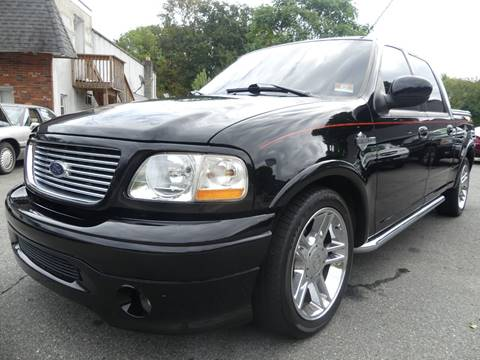 2002 Ford F-150 for sale at P&D Sales in Rockaway NJ