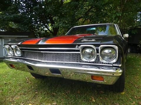 1968 Chevrolet Chevelle for sale at P&D Sales in Rockaway NJ