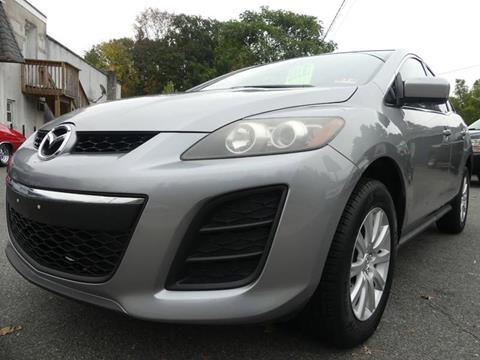 2011 Mazda CX-7 for sale at P&D Sales in Rockaway NJ