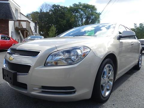 2011 Chevrolet Malibu for sale at P&D Sales in Rockaway NJ