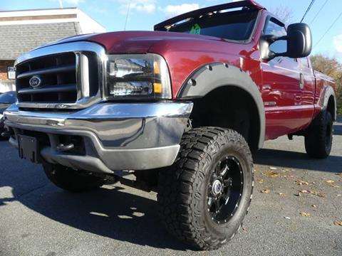 2000 Ford F-250 Super Duty for sale at P&D Sales in Rockaway NJ