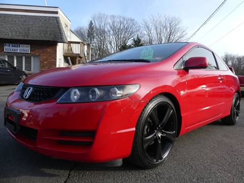 2009 Honda Civic for sale at P&D Sales in Rockaway NJ