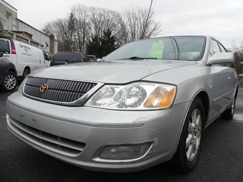 2002 Toyota Avalon for sale at P&D Sales in Rockaway NJ