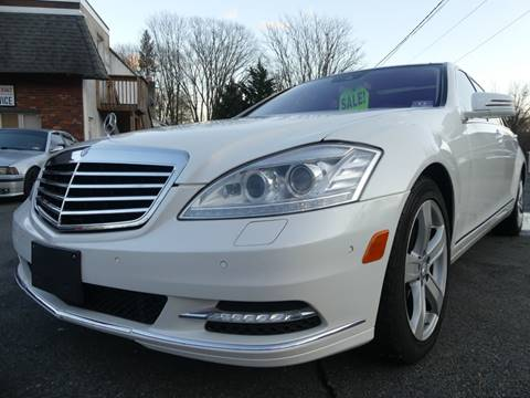 2010 Mercedes-Benz S-Class for sale at P&D Sales in Rockaway NJ