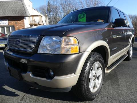 2005 Ford Explorer for sale at P&D Sales in Rockaway NJ