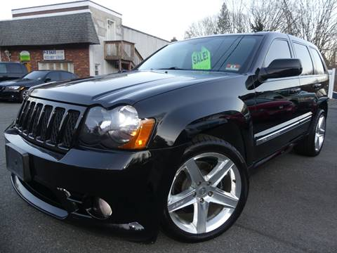 2008 Jeep Grand Cherokee for sale at P&D Sales in Rockaway NJ