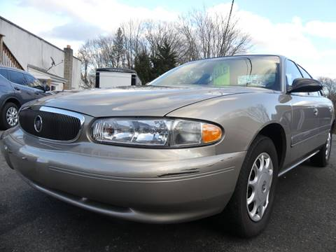 2001 Buick Century for sale at P&D Sales in Rockaway NJ