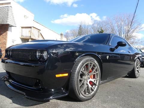 2015 Dodge Challenger for sale at P&D Sales in Rockaway NJ