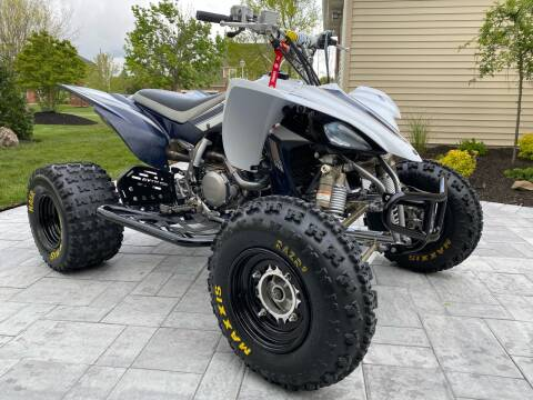 2008 Yamaha YFZ450 SE for sale at P&D Sales in Rockaway NJ