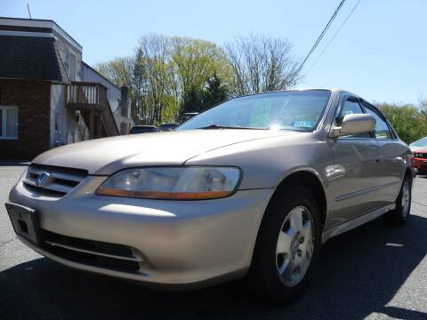 2002 Honda Accord for sale at P&D Sales in Rockaway NJ