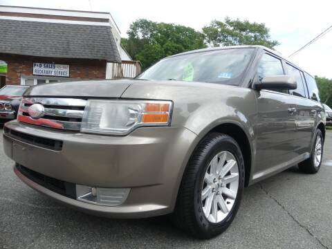 2012 Ford Flex for sale at P&D Sales in Rockaway NJ