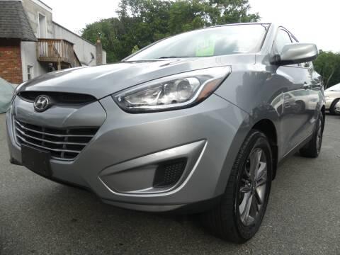 2014 Hyundai Tucson for sale at P&D Sales in Rockaway NJ