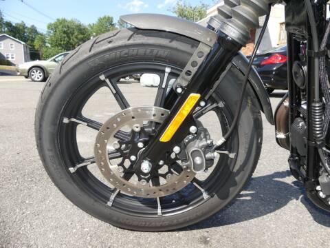 2019 Harley-Davidson Iron 883 (Sportster)