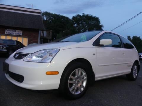2002 Honda Civic for sale at P&D Sales in Rockaway NJ