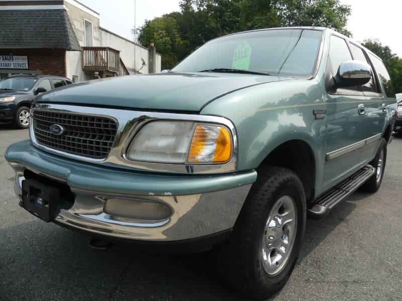 1998 Ford Expedition for sale at P&D Sales in Rockaway NJ