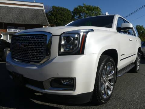 2016 GMC Yukon for sale at P&D Sales in Rockaway NJ
