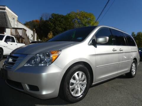 2009 Honda Odyssey for sale at P&D Sales in Rockaway NJ