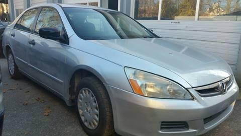 2006 Honda Accord for sale in Rockaway, NJ