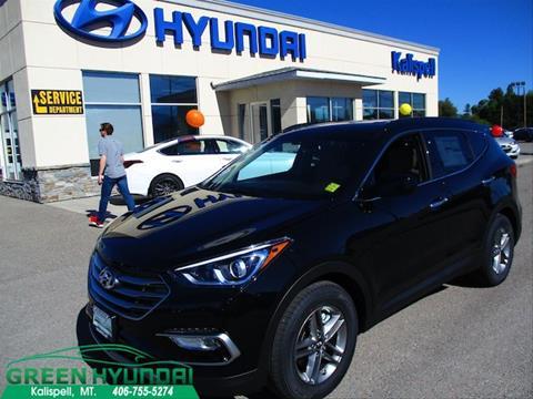 2017 Hyundai Santa Fe Sport for sale in Kalispell MT
