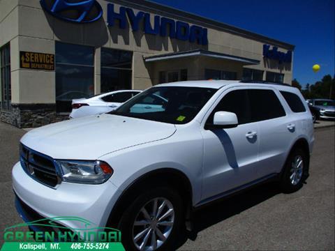 2014 Dodge Durango for sale in Kalispell MT