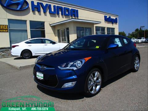 2017 Hyundai Veloster for sale in Kalispell, MT