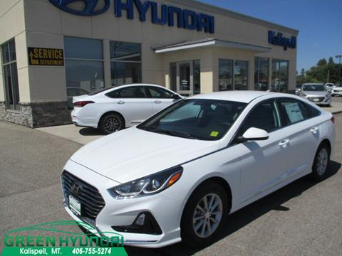 2018 Hyundai Sonata for sale in Kalispell, MT