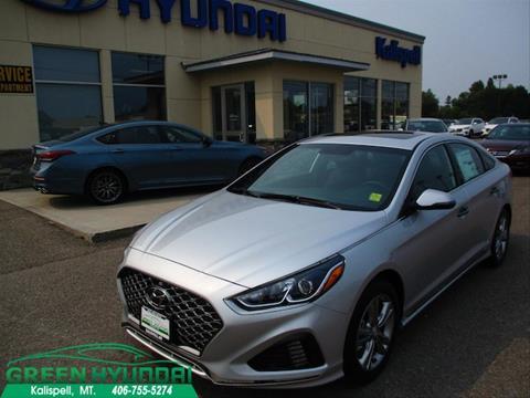 2018 Hyundai Sonata for sale in Kalispell, MT