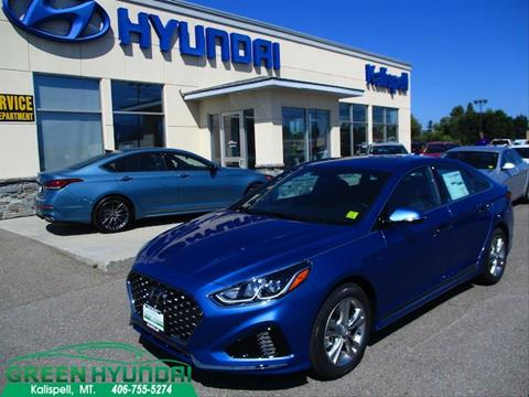 2018 Hyundai Sonata for sale in Kalispell MT