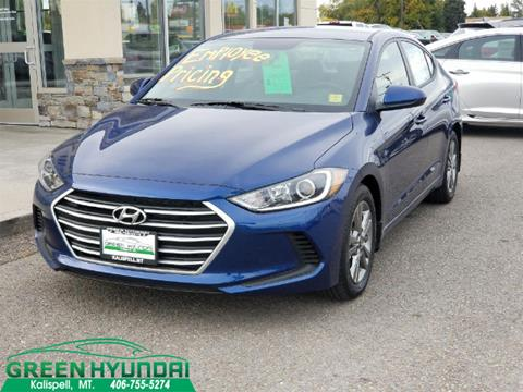 2018 Hyundai Elantra for sale in Kalispell, MT