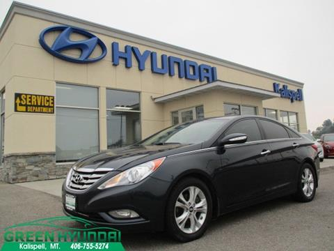 2011 Hyundai Sonata for sale in Kalispell, MT