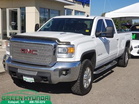 2015 GMC Sierra 3500HD for sale in Kalispell MT