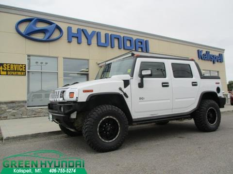 2006 HUMMER H2 SUT for sale in Kalispell MT