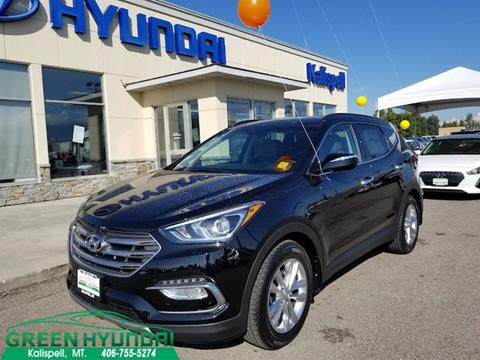 2018 Hyundai Santa Fe Sport for sale in Kalispell, MT