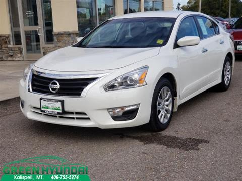 2014 Nissan Altima for sale in Kalispell, MT