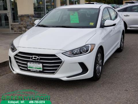 2017 Hyundai Elantra for sale in Kalispell, MT