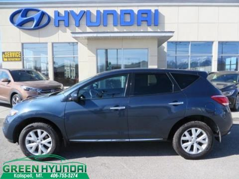 2012 Nissan Murano for sale in Kalispell, MT