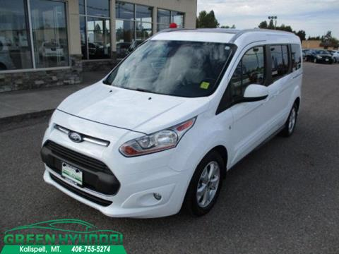 2016 Ford Transit Connect Wagon for sale in Kalispell MT