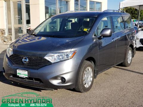 2015 Nissan Quest for sale in Kalispell, MT