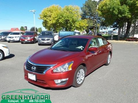 2015 Nissan Altima for sale in Kalispell, MT
