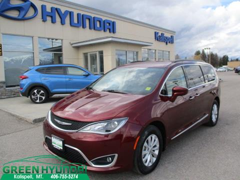 2017 Chrysler Pacifica for sale in Kalispell, MT