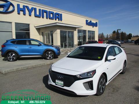 2017 Hyundai Ioniq Hybrid for sale in Kalispell MT