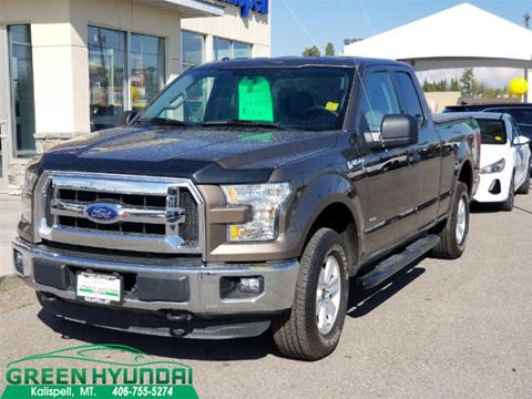 2015 Ford F-150 for sale in Kalispell, MT