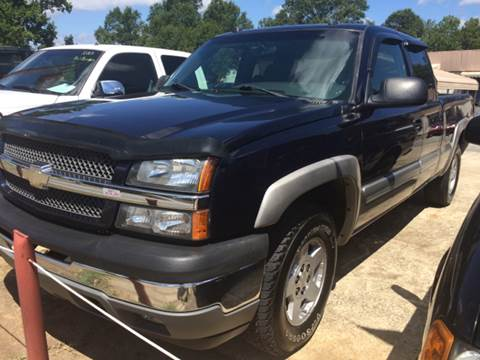 2005 Chevrolet Silverado 1500 for sale in Piedmont, SC