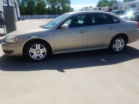 2011 Chevrolet Impala for sale in Sioux Falls, SD